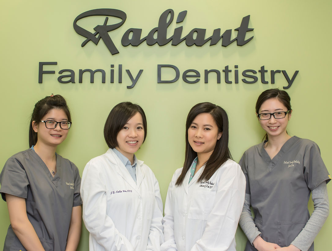 Radiant Family Dentistry - New Patiant